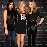 Lourdes Leon, Georgia May Jagger and Madonna announced today, Georgia May Jagger, as the new global face of Material Girl 115400
