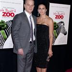 Matt Damon and his wife Luciana Barroso at the New York premiere of We Bought a Zoo 100500