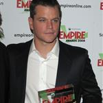 Matt Damon Empire Awards 2008 18195
