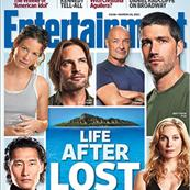 Cast of Lost covers Entertainment Weekly  81167