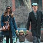 Matthew McConaughey with Levi and Camilla Alves in New York  56553