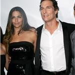 Matthew McConaughey Camila Alves Four Seasons of Hope Gala 63446