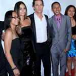 Matthew McConaughey Camila Alves Four Seasons of Hope Gala 63447