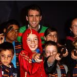 Matthew Lewis in Australia at Harry Potter Exhibition 90193