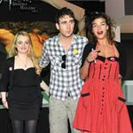 Evanna Lynch, Matthew Lewis, Natalia Tena at Harry Potter And The Deathly Hallows: Part 1 - DVD signing held at HMV 90863