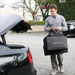 Matthew Morrison shopping in LA 83504