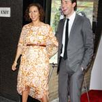 Maya Rudolph and John Krasinski in NY for Away We Go screening 40273