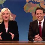 Amy Poehler on NBC's Saturday Night Live Season 37 Episode 15  106532