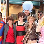 Tina Fey Will Ferrell dress up as Megamind characters for Today Show Halloween  71942
