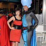 Tina Fey Will Ferrell dress up as Megamind characters for Today Show Halloween  71947