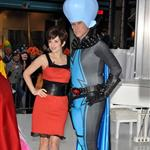 Tina Fey Will Ferrell dress up as Megamind characters for Today Show Halloween  71948