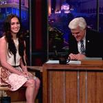 Megan Fox on The Tonight Show 107829