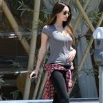 Megan Fox leaves a nail salon in Los Angeles 116846
