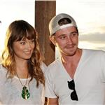 Andrew Garfield, Olivia Wilde, Garrett Hedlund, Megan Fox attend the 2011 Maui Film Festival 87660