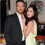 Megan Fox and Brian Austin Green at Jaguar celebration 83589