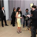 Megan Fox and Brian Austin Green at Jaguar celebration 83594