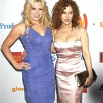 Megan Hilty and Bernadette Peters at the 23rd Annual GLAAD Media Awards 109876