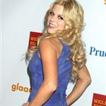 Megan Hilty at the 23rd Annual GLAAD Media Awards 109878
