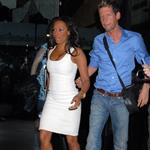 Mel B leaving Mr Chows absent from Victoria Beckham birthday party 19642