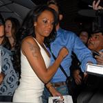 Mel B leaving Mr Chows absent from Victoria Beckham birthday party 19641
