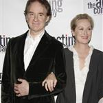 Meryl Streep and Kevin Kline at Shakespeare's 'The Lover and the Poet' 50306