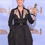 Meryl Streep at the 2012 Golden Globe Awards 103049