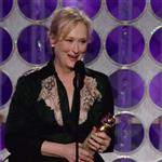 Meryl Streep at the 2012 Golden Globe Awards 103054