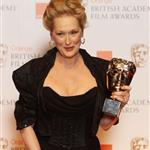 Meryl Streep at the 2012 BAFTAs 106001