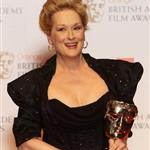 Meryl Streep at the 2012 BAFTAs 106008
