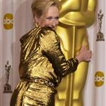 Meryl Streep wins Best Actress at the 84th Annual Academy Awards 107386
