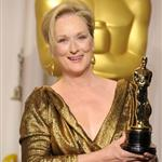 Meryl Streep wins Best Actress at the 84th Annual Academy Awards 107387