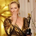 Meryl Streep wins Best Actress at the 84th Annual Academy Awards 107395