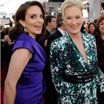 Meryl Streep and Tina Fey together at the SAGs 2010 53902