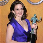 Tina Fey at the SAGs 2010 53909
