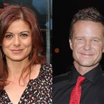 Debra Messing and Will Chase 101474