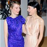 Mia Wasikowska and Rooney Mara at the CFDA Awards 2011 98435