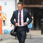 Michael Fassbender on the set of The Counselor in London 122157