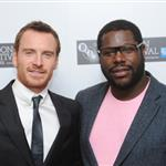 Michael Fassbender and Steve McQueen at Shame premiere at the London Film Festival  96306