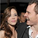 Rose McGowan and Michael Fassbender attend GQ's 2011 Men of the Year Party 98691