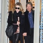 Michelle Pfeiffer and David E Kelley take their children to see Lady Gaga in New York  79672