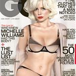 Michelle Williams covers GQ Magazine  103339