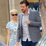 Michelle Williams and Matilda Ledger out shopping with Jason Segel in New York City 120568