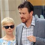 Michelle Williams and Matilda Ledger out shopping with Jason Segel in New York City 120569