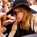 Madonna out in Florence with Brahim Zaibat 117983