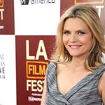 Michelle Pfeiffer at the 2012 Los Angeles Film Festival premiere of People Like Us 117987