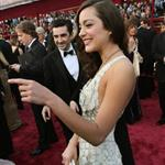 Marion Cotillard at the 80th Annual Academy Awards, February 24, 2008 107171