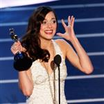 Marion Cotillard at the 80th Annual Academy Awards, February 24, 2008 107173