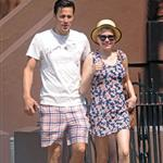 Michelle Williams with new boyfriend Cary Fukunaga in Brooklyn 87176
