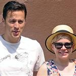 Michelle Williams with new boyfriend Cary Fukunaga in Brooklyn 87178