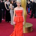 Michelle Williams at the 84th Annual Academy Awards 107408